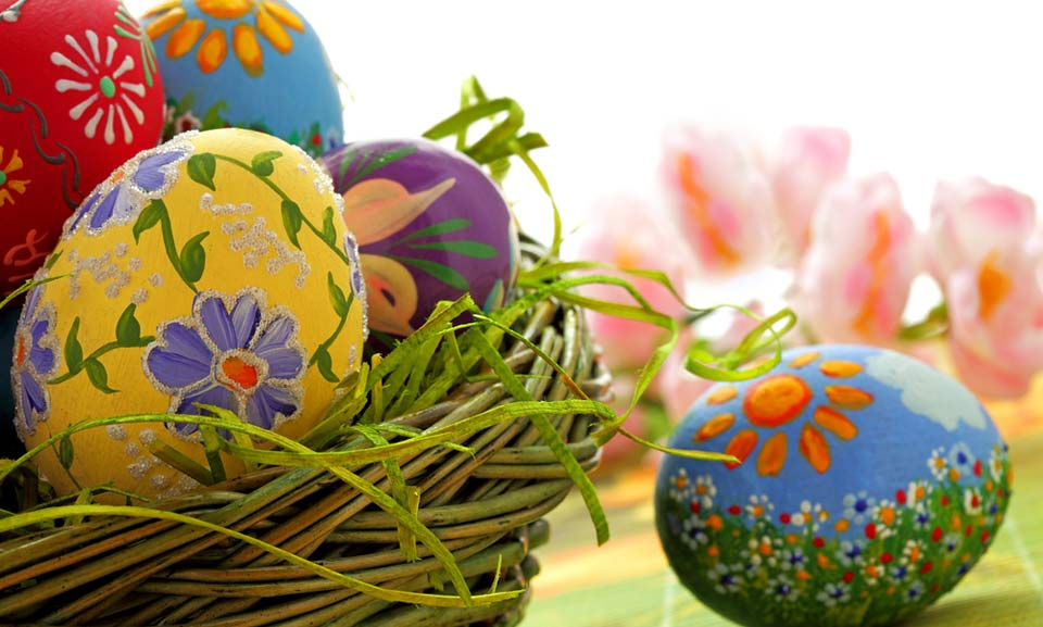 Why Easter Eggs on Easter Sunday? – Donaghadee Parish Church