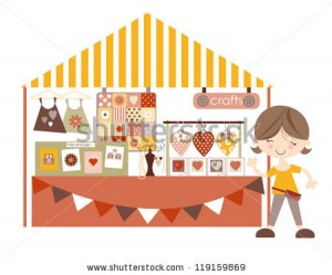 stock-vector-crafts-market-craft-fair-with-stall-holder-119159869