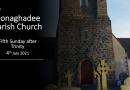 Sunday Service – 4th July 2021
